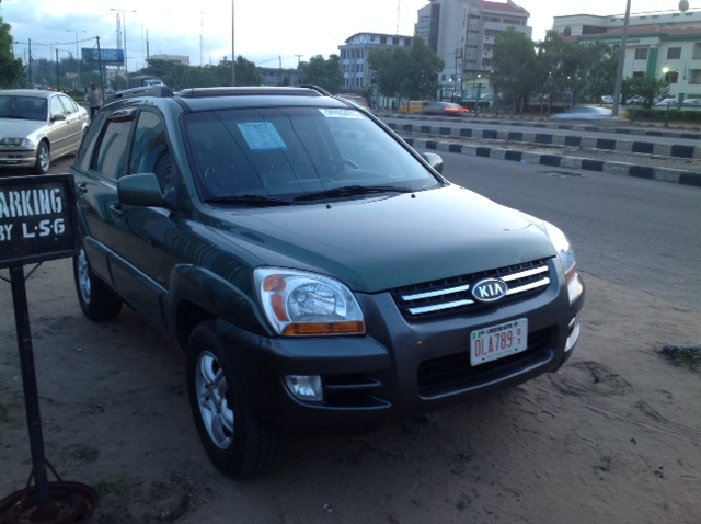 sold 39 green 2005 kia sportage ex 4wd just cleared sold. Black Bedroom Furniture Sets. Home Design Ideas