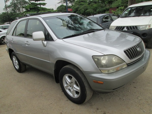 CONDITION: TOKUNBO LAGOS CLEARED LOCATION: MAGODO, LAGOS PRICE: 1,700,000.  TEL: 08035300151, 08096656555. BB PIN: 2AA1AF29 Skype: Lanpets. Re: Lexus  RX300 ...