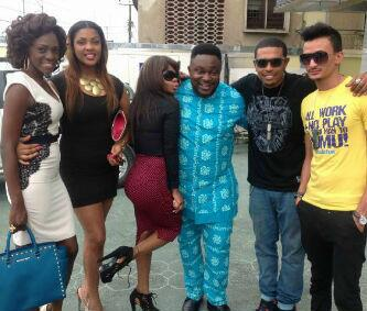 It's official! BBA contestants Beverly Osu and Bimp are a couple!