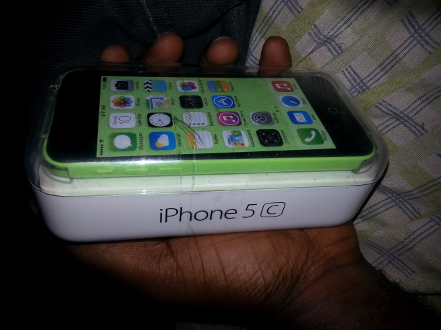 iphone 5c for sale brand new iphone 5c for technology market nigeria 1248