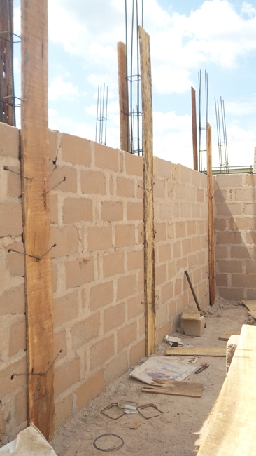 How much does it cost to build a block of 6 flats in enugu for How much does a concrete house cost to build