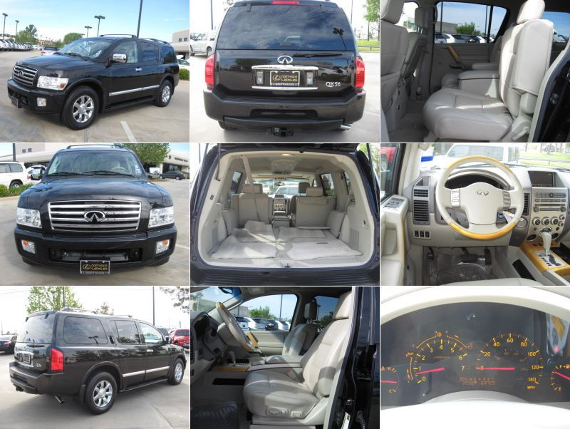 usa used 2004 infiniti qx56 for sale just imported. Black Bedroom Furniture Sets. Home Design Ideas