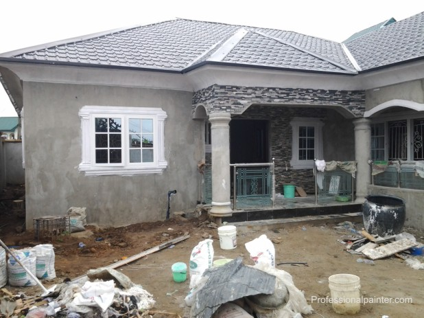 Abuja Profesional Painting Wall Screeding And P O P