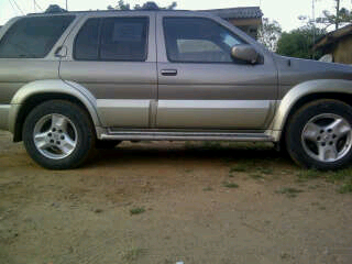 nigerian used 2001 infiniti qx4 for sale negotiable autos nigeria. Black Bedroom Furniture Sets. Home Design Ideas