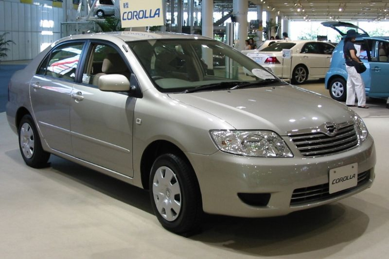 What Is The Difference Between These Two Toyota Corolla