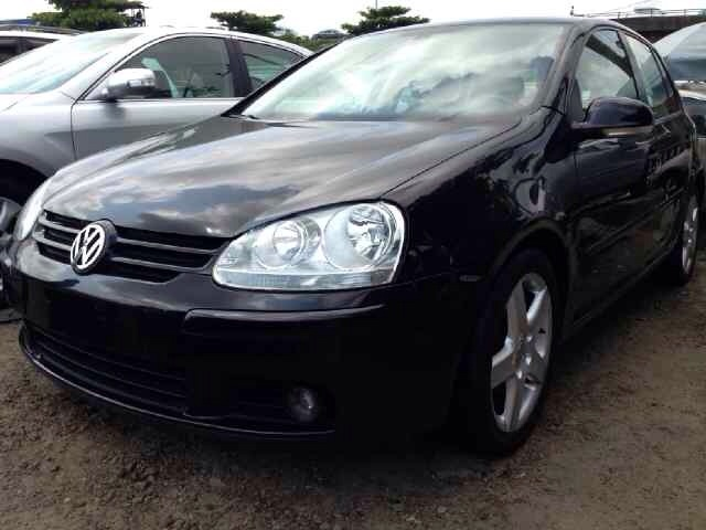 2007 vw golf 5 with leather interior and fullest option buy fast autos nigeria. Black Bedroom Furniture Sets. Home Design Ideas