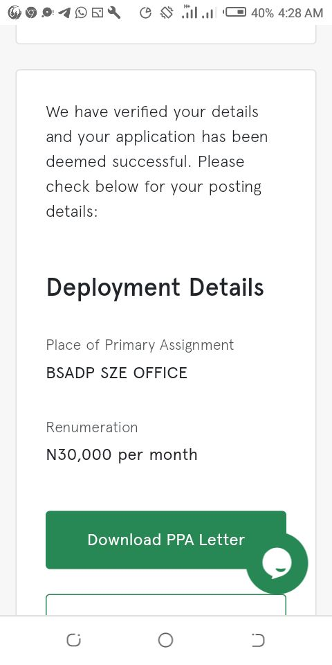NASIM Portal: How To Upload Npower Acceptance Letter (Guide)