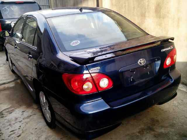Honda Accord Sport For Sale >> Tokunbo 2004 Toyota Corolla Sport - Autos - Nigeria