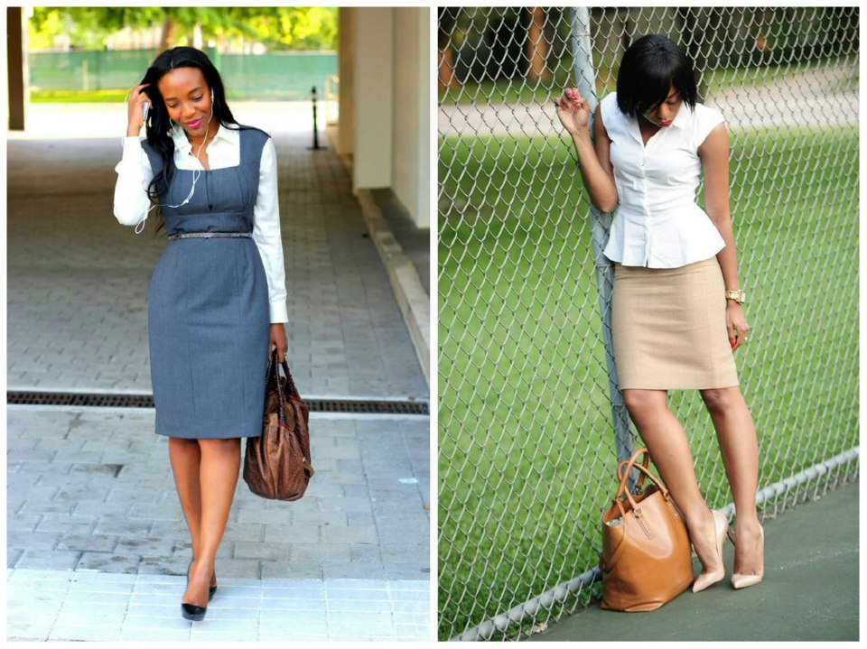 Style Inspiration For 9 5 Chic Office Fashion Fashion 2 Nigeria