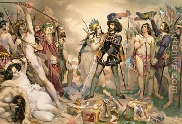 a brief history of the maya people the native americans and the spanis conquest Discover facts about hernando cortes - the spanish conquistador who conquered the aztec empire this brief biography takes you through his life story from birth to death.