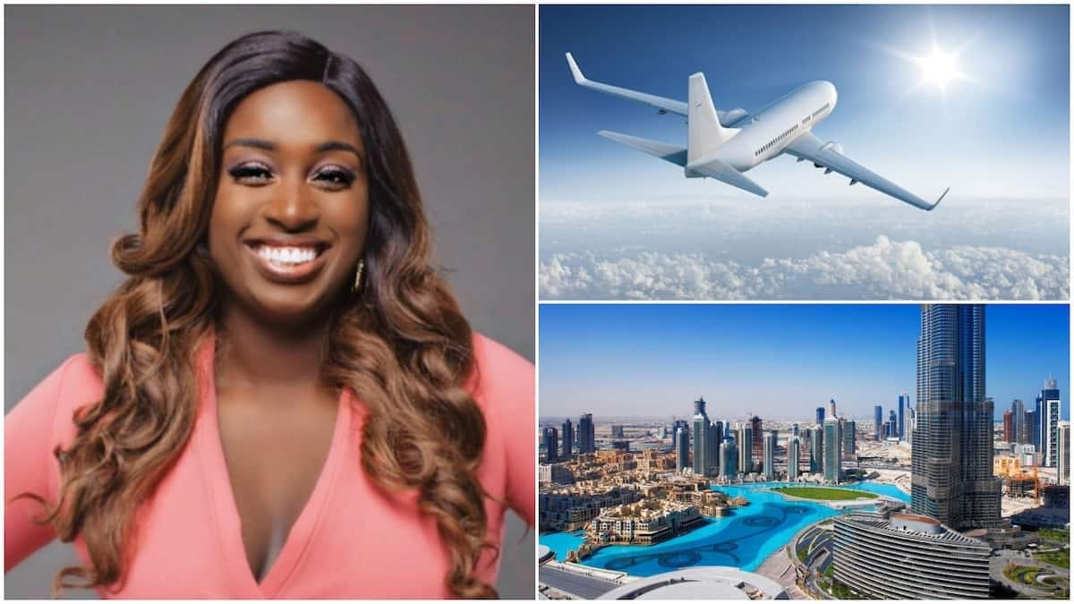 See what happens to Lady who Quits Bank Job After Getting Offer In Dubai