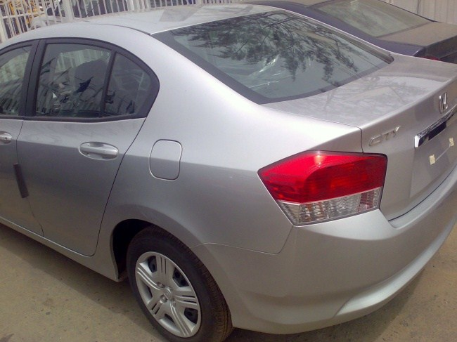 brand new 2009 honda city 3 years bumper to bumper warranty naira autos nigeria. Black Bedroom Furniture Sets. Home Design Ideas