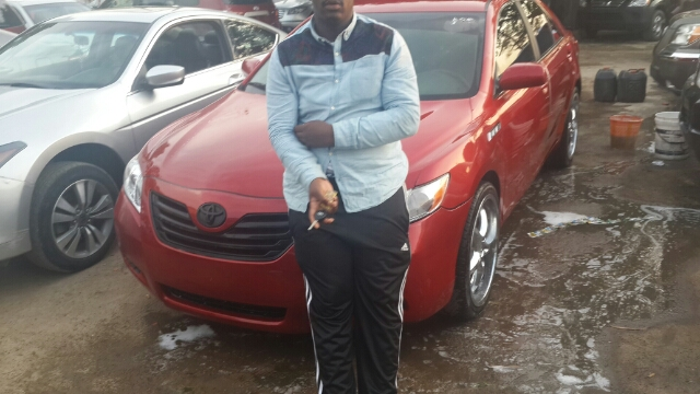 Pimped Out Toyota Camry Sport 2008 For Sale - Autos