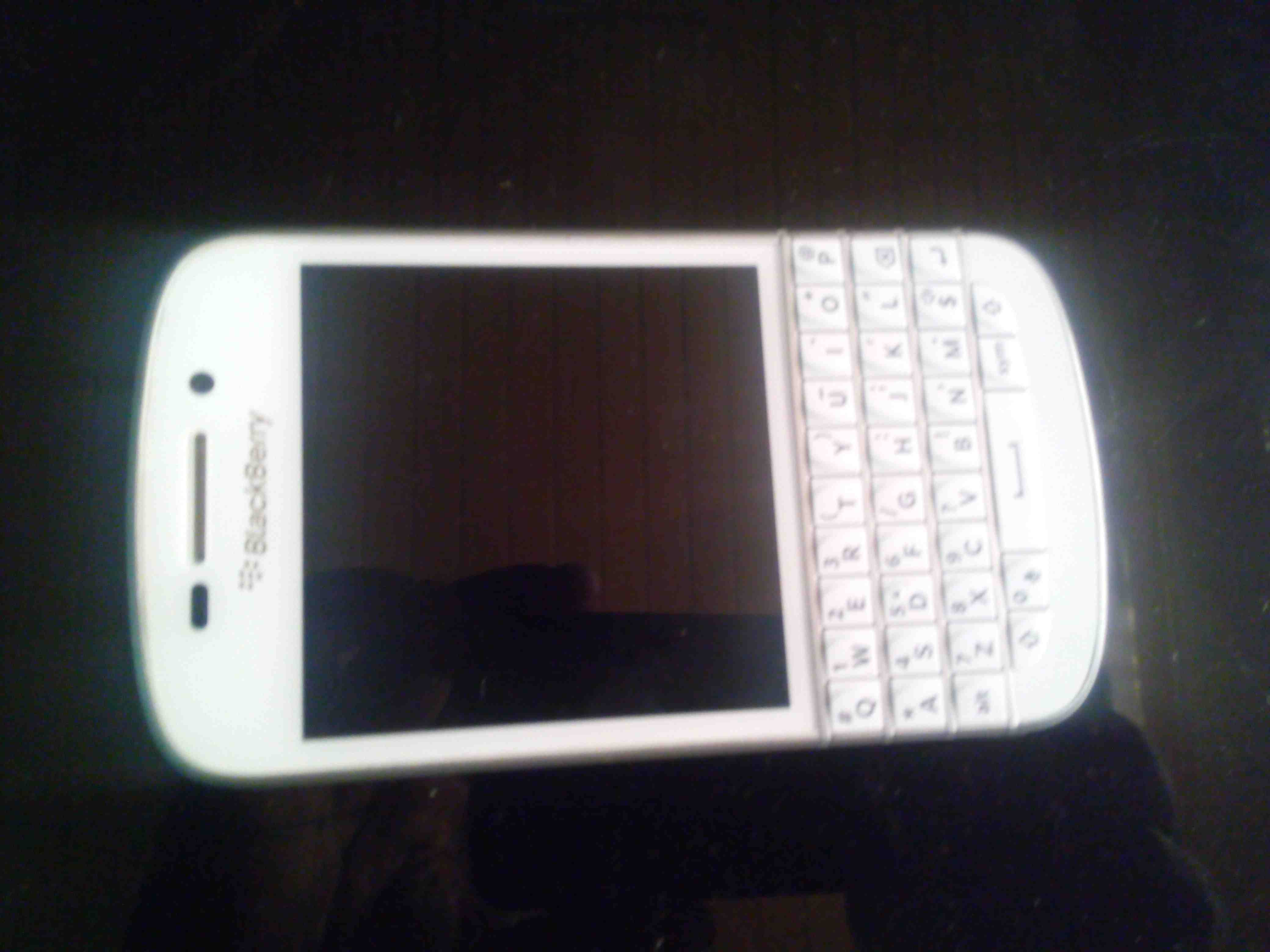 Blackberry Q10 For Sell At A Cheap Price Phone Internet Market Black I Have White N65000 Slightly Negotiable With All The Accessories And Pack Contact 08024745817 Or Bb Pin 7c5eeec9 If