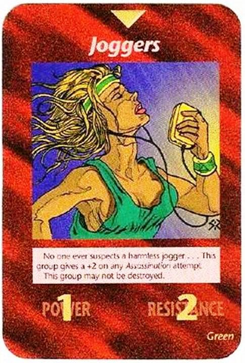 Re: Illuminati Card Game: Prophesy Or Conspiracy? by MagicBishop : 4 ...