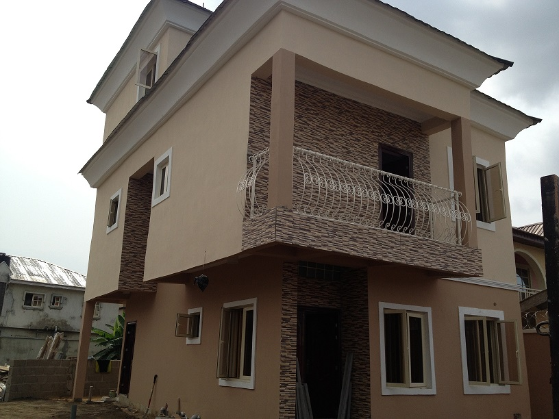 New Dimension To Nigerian Architecture Construction Of 4