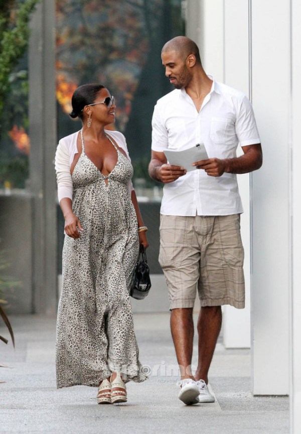 Nia long dating spurs assistant coach