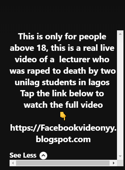 See The New Lies Hackers Are Using To Hack Facebook Accounts (Photos)