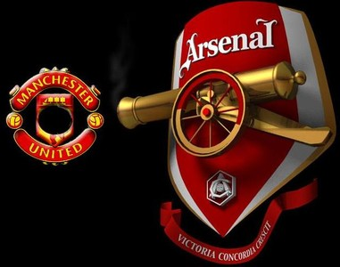 UCL Semi-final: Man United(1) Vs Arsenal(0) On Wednesday 29th.