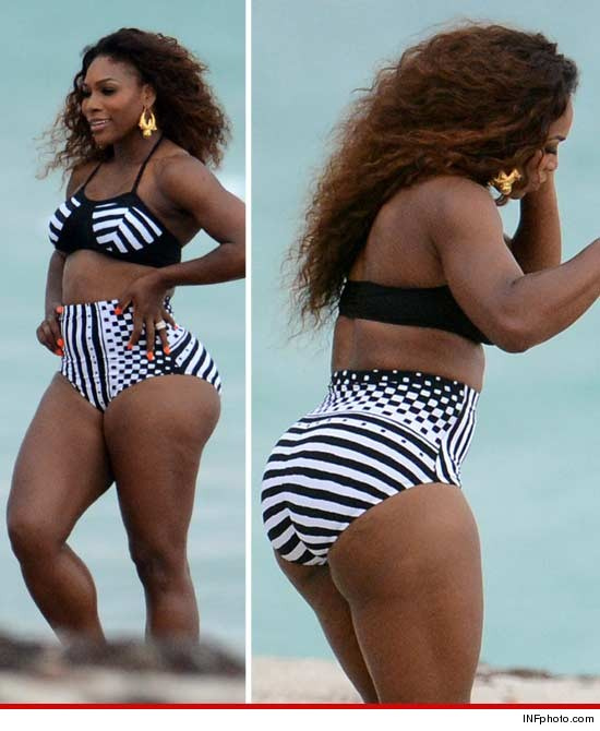 Auburn Way Autos >> Tennis Veteran, Serena Williams, Shows Off Hawt Bikini ...