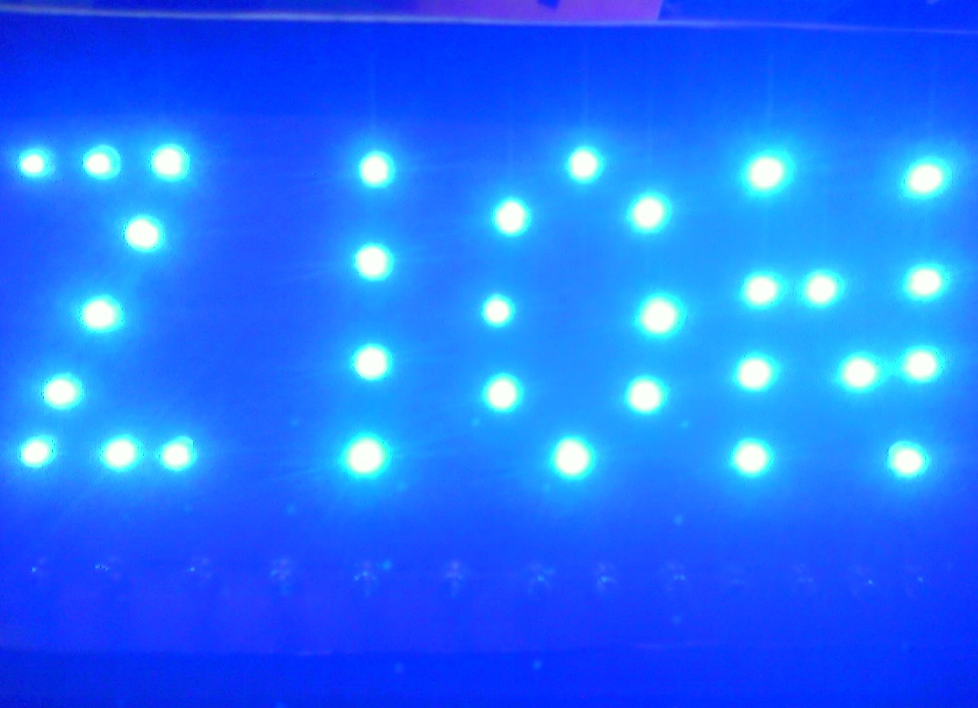 Analog Led Display Design Lights With Your Name And Make It Dance How To Build Dancing Leds Beautiful You Can One Just Place An Order Have In Email Chikana Looks Good Color