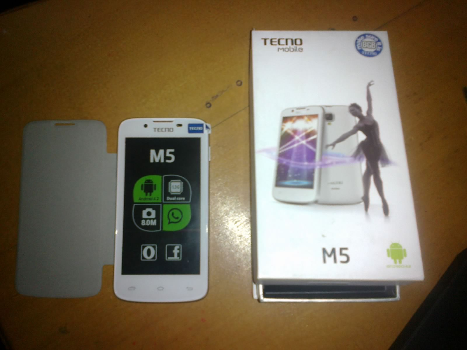 timeless design 9a843 0b4d3 Tecno M5 discussion thread - Phones (35) - Nigeria