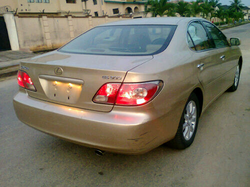 2003 lexus es300 for sale pics inside autos nigeria. Black Bedroom Furniture Sets. Home Design Ideas