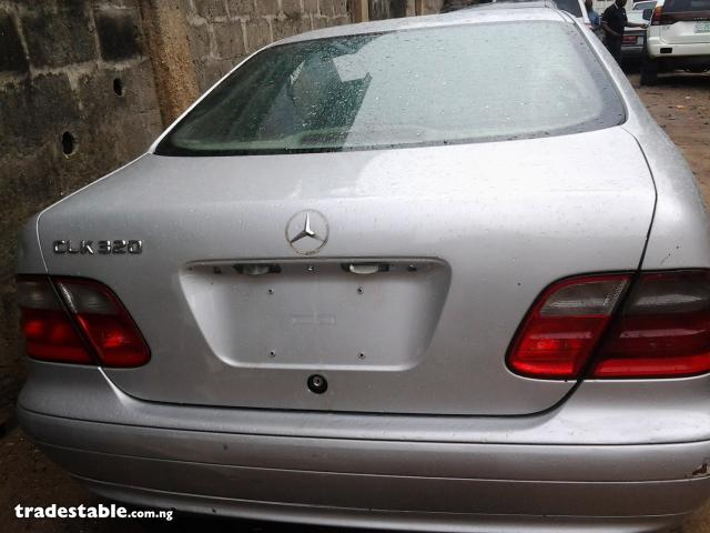 Cheap nigeria used 2001 mercedes benz for sale autos for Cheap used mercedes benz for sale