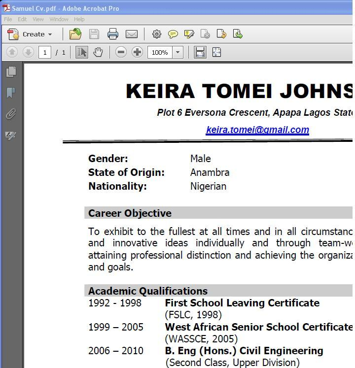 how to convert your word document  cv  to pdf  tutorial  - jobs  vacancies