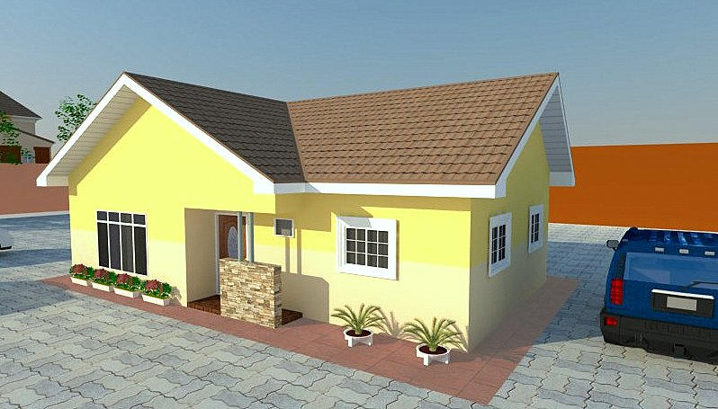 Cost to build your own house properties nigeria for Build your own house cost