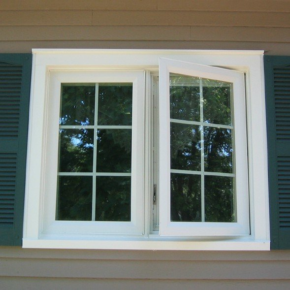 Offer Gt Aluminium Casement Window With Mosquito Net And