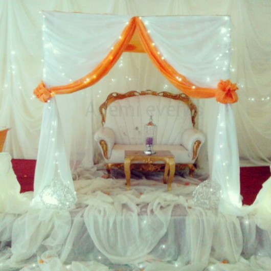 Pictures of lovely wedding reception decorations and cakes events nairaland forum junglespirit Images