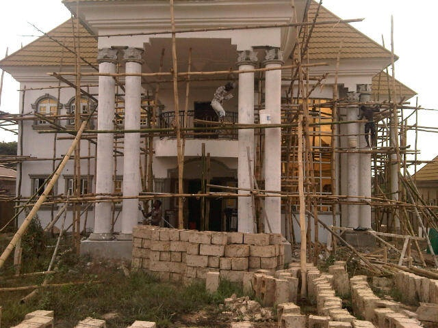 Building A 5 Bedroom Duplex In Ebonyi State Properties