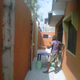 Call for your house painting every affordable for House painting in nigeria