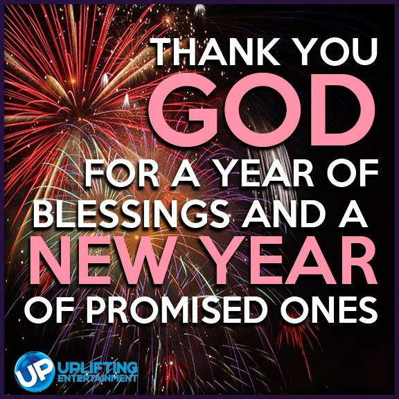 god has you in his plan this year god bless you re happy new