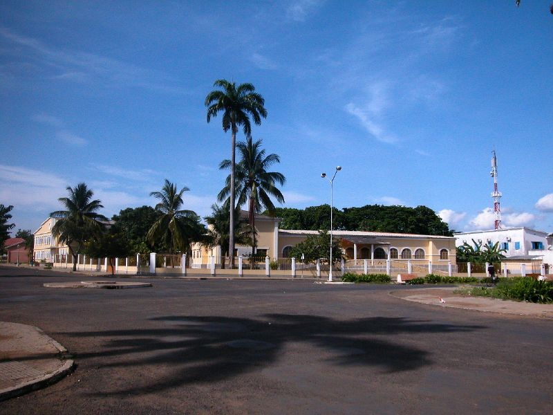The Next Place (sao Tomé Principe; One Of The Lowest Gdp