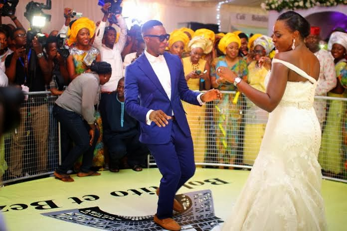 Igbo church wedding
