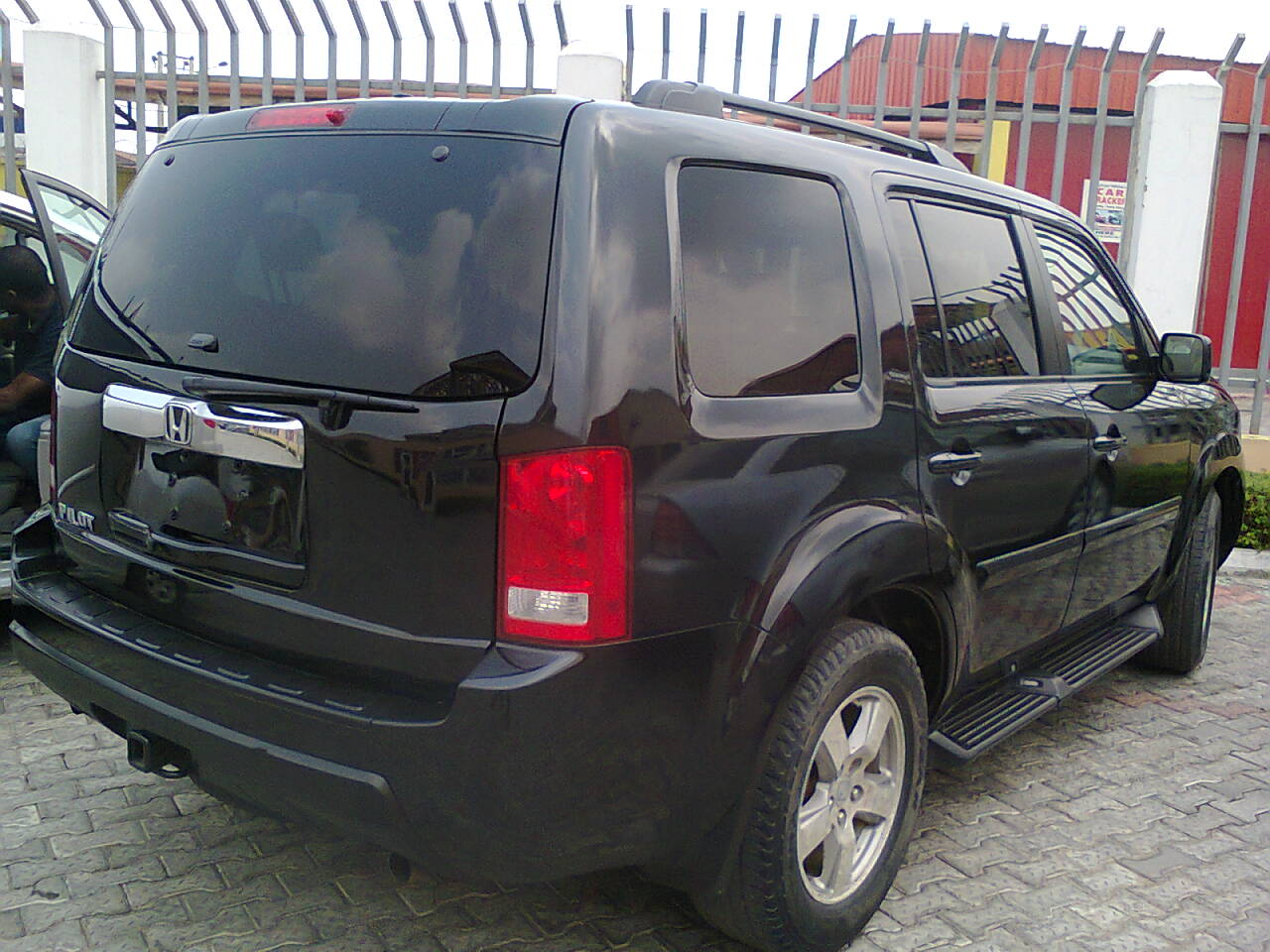2009 honda pilot tokunbo for sale super clean and fresh autos nigeria. Black Bedroom Furniture Sets. Home Design Ideas