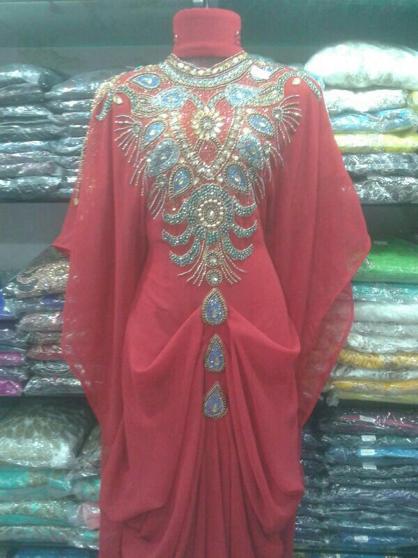 Senegalese indian gowns babies and ladies fashion clothing market