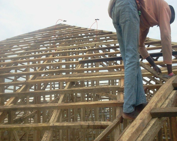How To Calculate Hardwood Needed For Your House Roofing in Nigeria