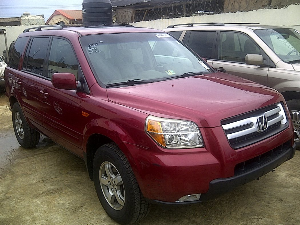 super clean 2006 honda pilot ex l 3rd row seat price n2. Black Bedroom Furniture Sets. Home Design Ideas