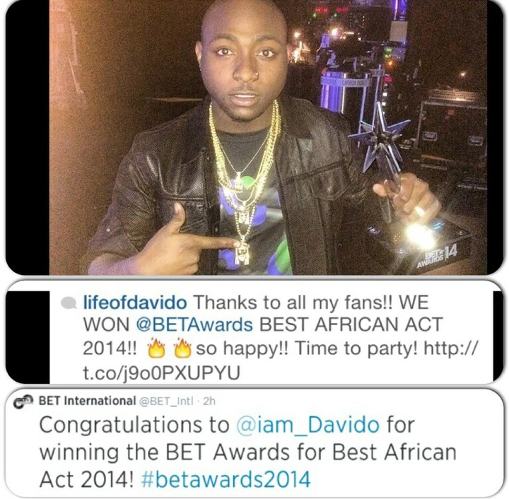 Check out Davido's BET Awards 2018 Weekend Style Diary ...