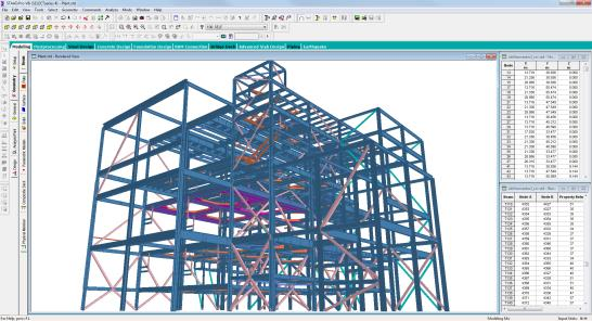 Best staad pro orion structural design training in Building structural design software free download