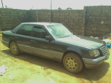 Registered 1995 mercedes benz e200 for sale n450 000 for Mercedes benz inspection cost