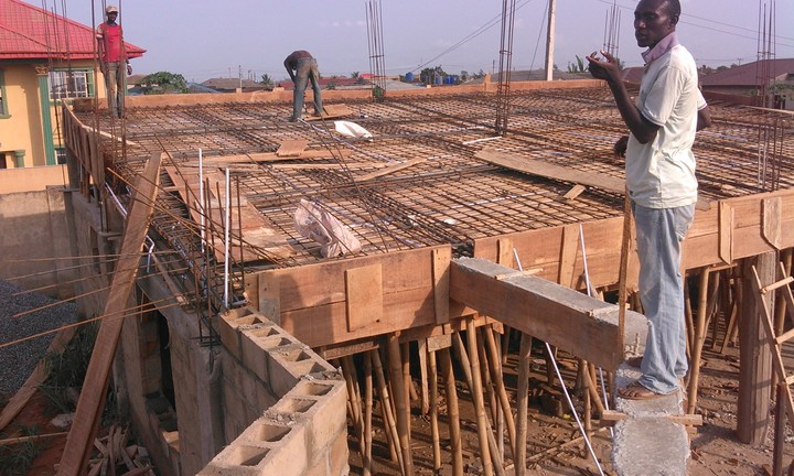 Cost Of Decking A Storey Building 2 Flats 3 Bedroom