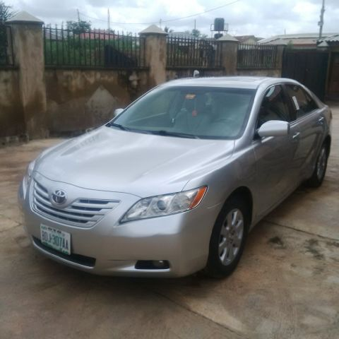 registered toyota camry 2 6 2008 for sale pictures autos nigeria. Black Bedroom Furniture Sets. Home Design Ideas