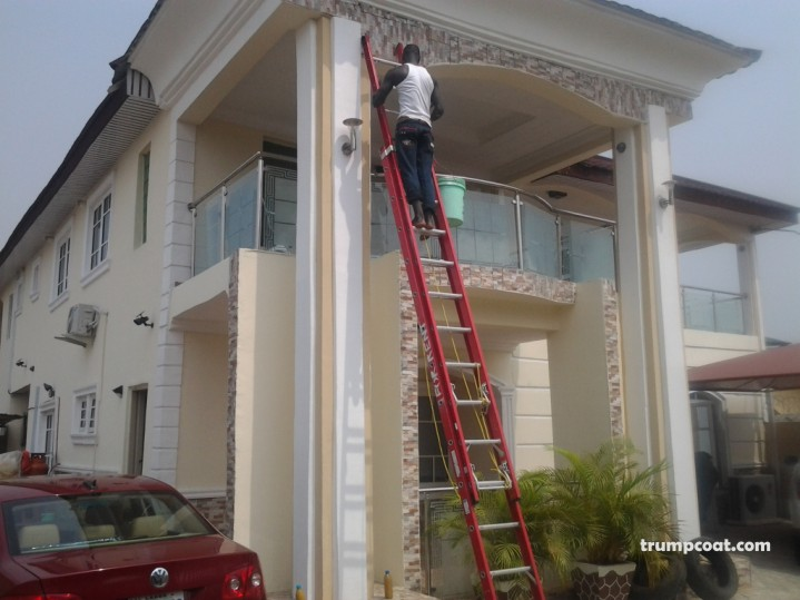 Satin paint properties nigeria for House painting in nigeria