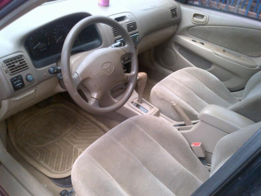 Super Clean Toyota Corolla 2002 Available For N450 000 Autos Nigeria