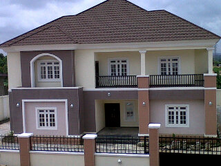 Duplexes at low cost in abuja by dhp properties nigeria for Nigeria window design
