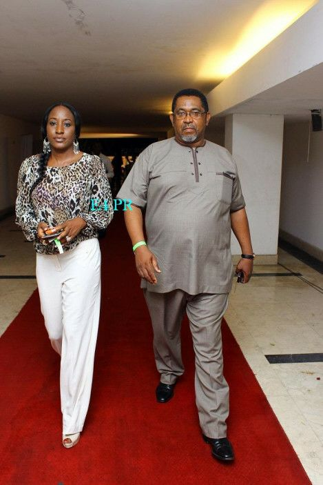 Nigerian Actresses And Their Spouses Pictures